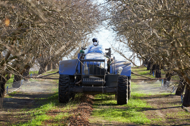 Herbicide resistance Weed Spraying