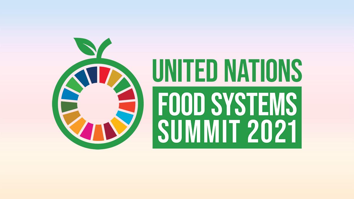 US Food Systems Summit Logo