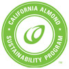 California Almond Sustainability Program logo